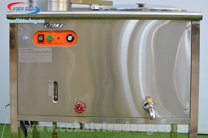 chất liệu inox của máy ETON
