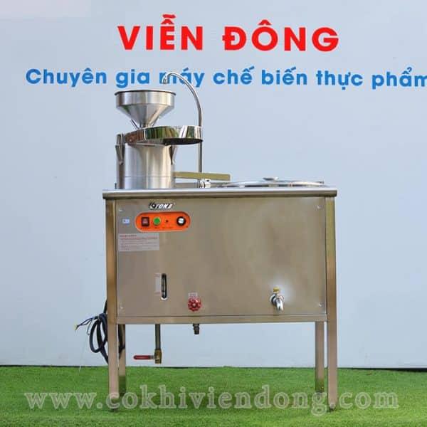 máy xay nấu sữa đậu nành ETON