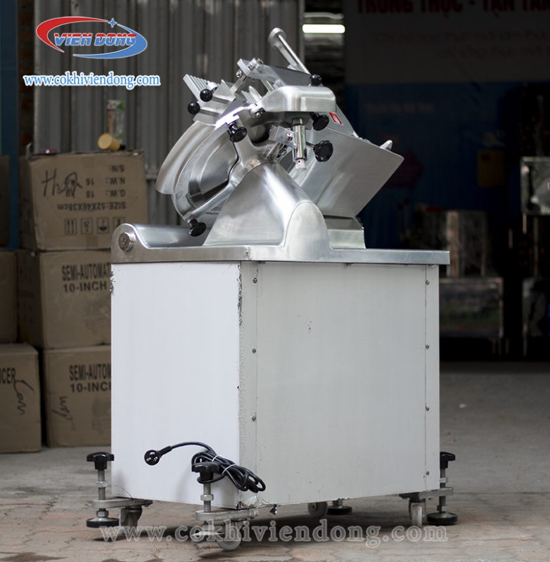 Máy thái thịt đông lạnh công nghiệp SL350