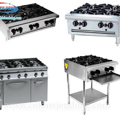 bếp âu và bếp á có gì khác nhau
