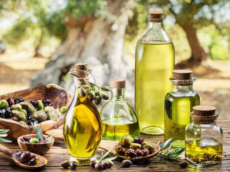 Các loại nông sản chứa nhiều dầu