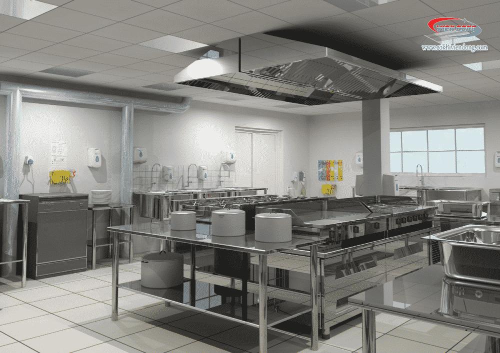 Viễn Đông cung cấp các thiết bị nhà bếp